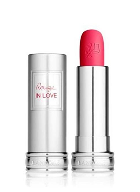 Lancôme Rouge in Love 351B Pembe